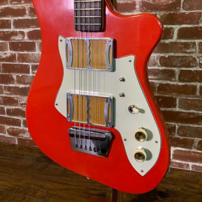 Ronin Mod Shop Alamo Ryder (short-scale) Guitar. 5lbs 1oz for sale