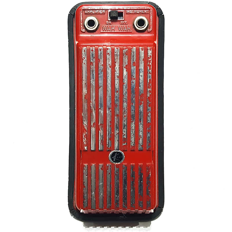 Japanese Guitar Effects : vintage kay wah original 1960s japan guitar pedal reverb ~ Hamham.info Haus und Dekorationen