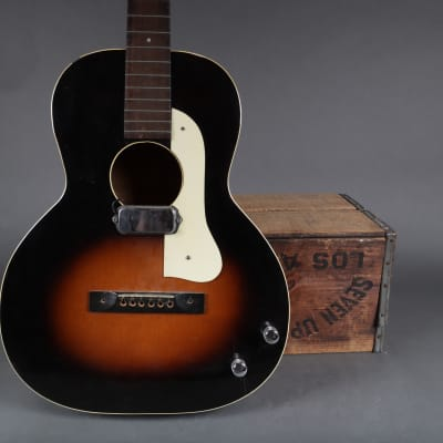 Vintage Slingerland May Bell Parlor Acoustic Luthier Special Project U*Fix for sale