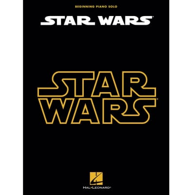 Star Wars for Beginning Piano Solo (10-Piece Songbook) (Hal Leonard)