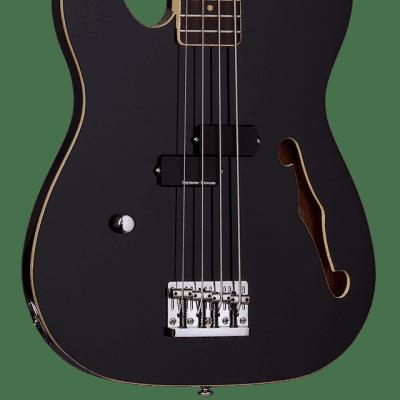 Schecter dUg Pinnick Baron-H Bass LH Gloss Black