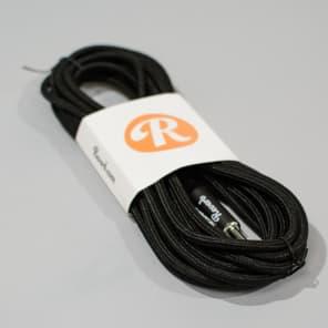 "Reverb 20-foot 1/4"" Guitar Cable - Black"