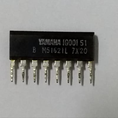 YAMAHA IG00151 M51621 VCA