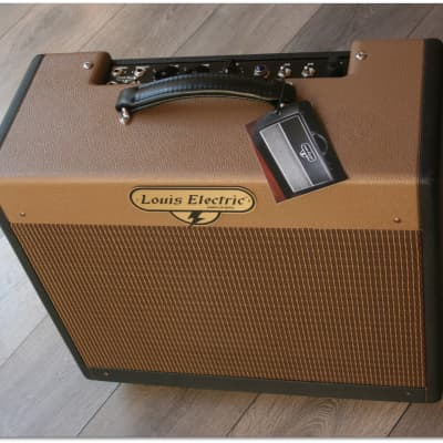 """Louis Electric  """"Buster Amp"""""""