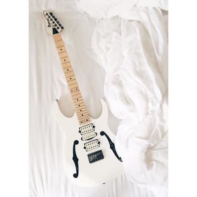 Ibanez PGM301 WH Paul Gilbert Signature for sale