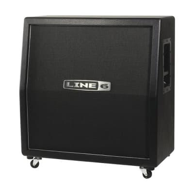 "Line 6 Spider Valve 412VS 4x12"" Angled Guitar Speaker Cabinet"