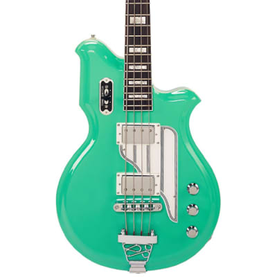 Airline Map Bass - Seafoam Green for sale