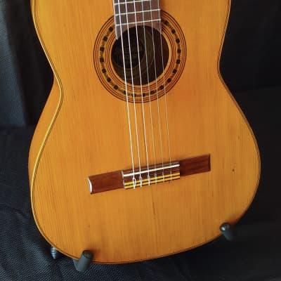 1950's Juan Estruch Mahogany and Spruce Classical Guitar
