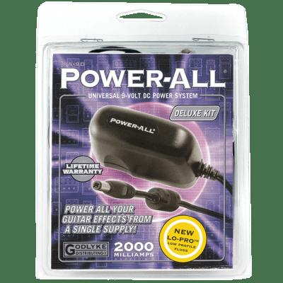Godlyke PowerAll Deluxe Kit Power Supply
