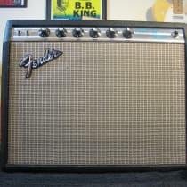 Fender Princeton Reverb 1974 Silverface image