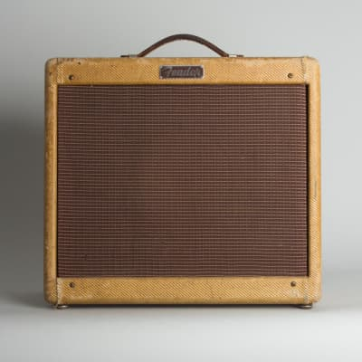 Fender  Princeton 5F2 Tube Amplifier (1957), ser. #P-01152. for sale