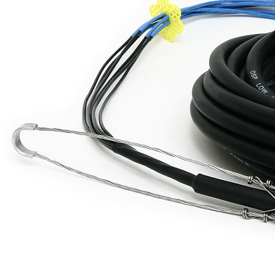 Microphone Cable Snake : Stage audio snake ft xlr microphone cables
