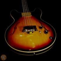 Gibson EB-2 1969 Sunburst image