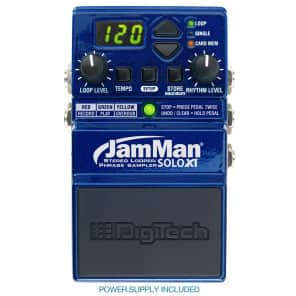 Digitech JamMan Solo XT Looper Guitar Pedal for sale