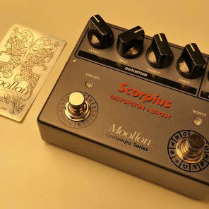 Moollon Contempo Series Scorpius Distortion for sale