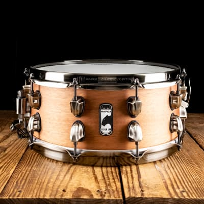 """Mapex BPMH460LNW - 6""""x14"""" Black Panther Heartbreaker Snare Drum - Free Shipping"""