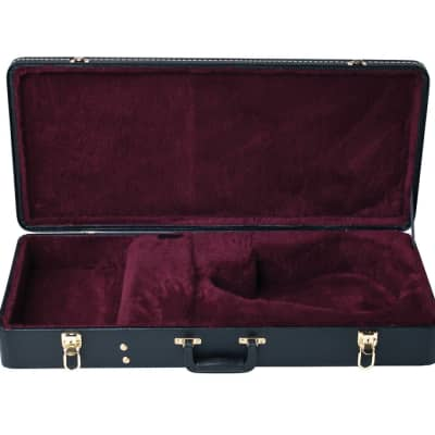 Ovation 9157-0 Hardshell Case for MM68AX Roundback Mandolin for sale