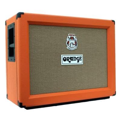 Orange PPC212OB Cab Orange + Cover + Cable Bundle for sale