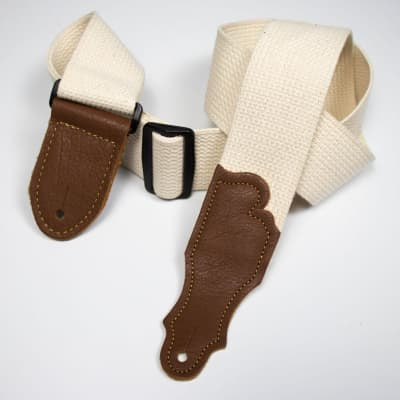 Franklin 2'' Cotton Stich Two-Ply Glove Leather Ends/Natural/Caramel End