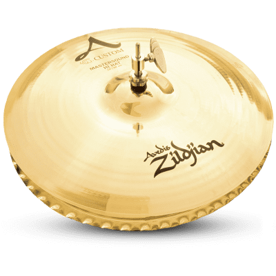"Zildjian 14"" A Custom Mastersound Hi-Hat Cymbals (Pair)"