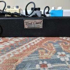 West Coast Pedal board Pedal board