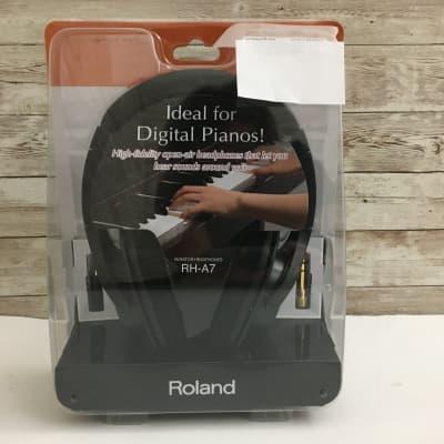 Used Roland RH-A7 Headphones