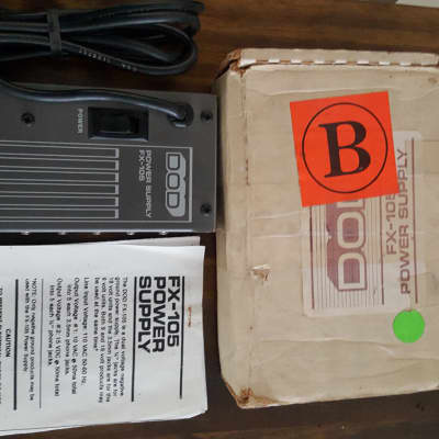 DOD FX-105 Power Supply for sale