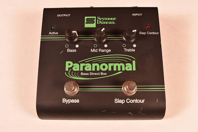 seymour duncan sfx 06paranormal bass direct box reverb. Black Bedroom Furniture Sets. Home Design Ideas