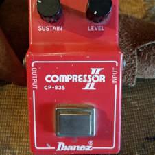 Vintage Ibanez CP-835 Compressor II