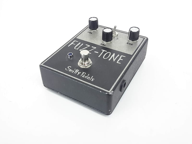 smitty pedals fuzz tone guitar effect pedal reverb. Black Bedroom Furniture Sets. Home Design Ideas