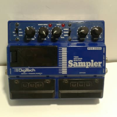 DigiTech PDS 2000 Sampler Delay