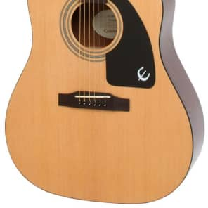 Epiphone AJ-100CE Acoustic Electric Guitar - Natural for sale