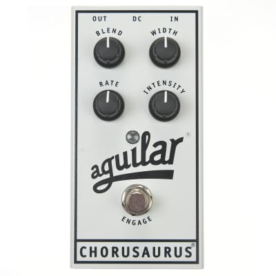 Aguilar Chorusaurus Bass Chorus Pedal for sale