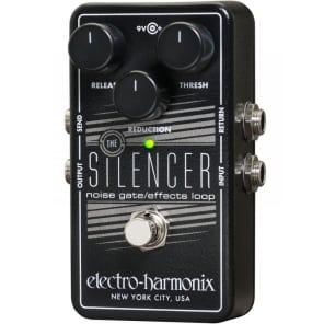 Electro-Harmonix The Silencer Noise Gate/Effect Loop Guitar Pedal