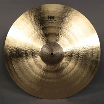 """USED Sabian HH 21"""" Raw Bell Dry Ride (020)"""