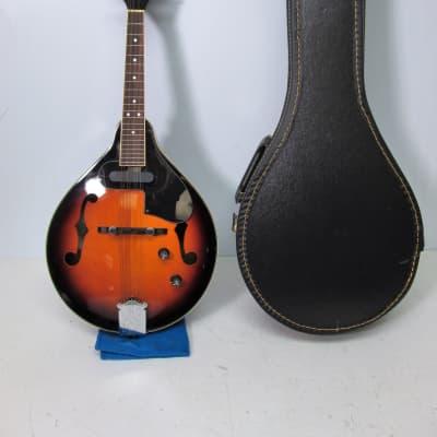 Fender FM52E Acoustic-Electric Mandolin