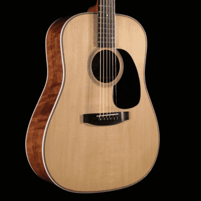 RJ  Custom D  - Hand Built - Walnut Back and Sides - Adirondack Spruce Top - Express Shipping for sale