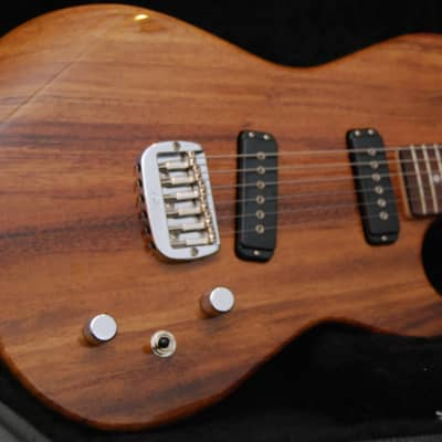 G&L SC2 East Indian Walnut for sale