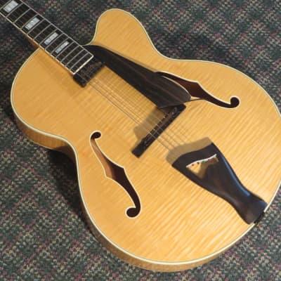 1998 Arthur Napolitano Jazz Box Blonde! w/OHSC for sale