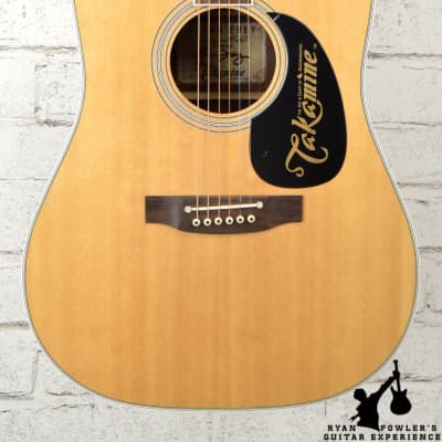 Takamine Glenn Frey Acoustic (Autographed by Glenn) w/ OHSC for sale