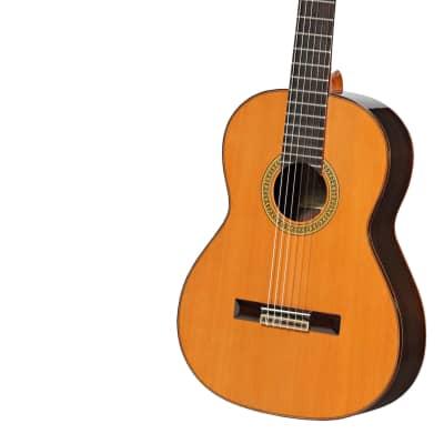 Spanish Classical Guitar VALDEZ MODEL 7 Cedar - solid top for sale