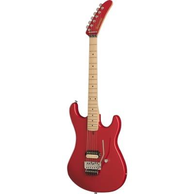 Kramer Guitars Original Collection The 84 Radiant Red Electric Guitar for sale