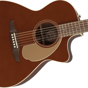 Fender Newporter Player Walnut Fingerboard Rustic Copper Authorized Dealer for sale