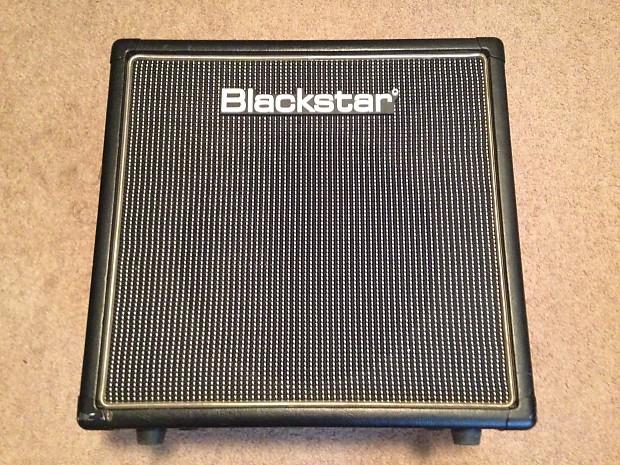 blackstar ht 112 ht series 1x12 guitar speaker cabinet reverb. Black Bedroom Furniture Sets. Home Design Ideas