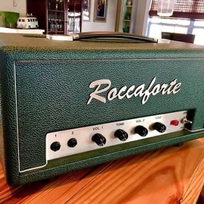 Roccaforte Custom 18 Head Green for sale