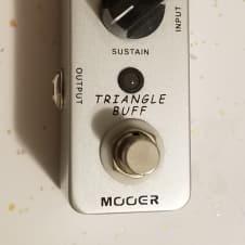 Mooer Triangle Buff Fuzz Micro Pedal
