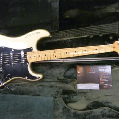 Fender 25th Anniversary Stratocaster, 1979 Inc Original Fender Case for sale