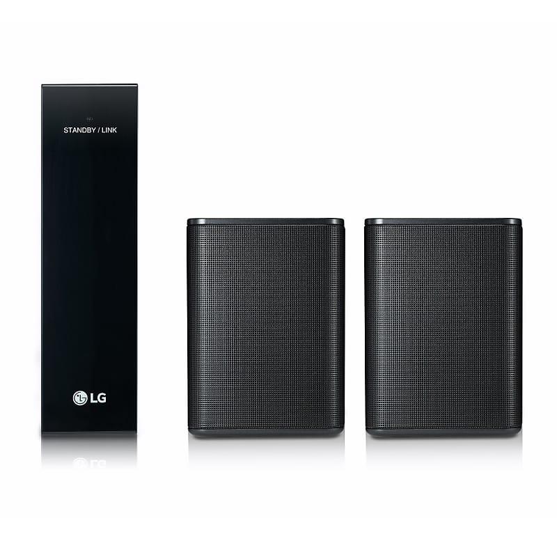 LG SPK8 2 0-Channel Soundbar with Wireless Rear Speaker Kit - (SPK8)