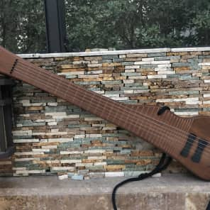 Gittler Custom Left Handed Guitar handmade by Bar Rashi