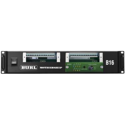Demo Burl B16 Mothership BMB2 (MADI) Motherboard 16-Channel Configurable AD/DA